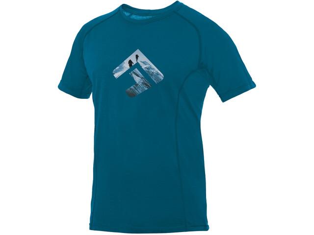 Directalpine Furry 1.0 T-shirt Heren, petrol